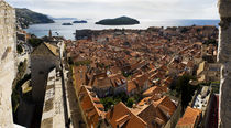 Dubrovnik Roofs by tgigreeny