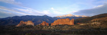 Colorado Springs, Colorado, USA by Panoramic Images