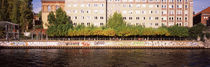 Buildings at the waterfront, Spree River, Berlin, Germany von Panoramic Images