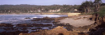 Rock formations in the sea, Carmel, Monterey County, California, USA von Panoramic Images