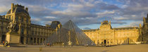 Musee Du Louvre, Paris, Ile-de-France, France von Panoramic Images