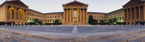 Facade of a museum, Philadelphia Museum Of Art, Philadelphia, Pennsylvania, USA von Panoramic Images