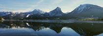 St. Wolfgang, Salzkammergut, Upper Austria, Austria von Panoramic Images