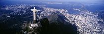 Aerial, Rio De Janeiro, Brazil von Panoramic Images