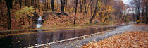 Panorama Print - Euklid Creek, Parkway, Ohio, USA von Panoramic Images