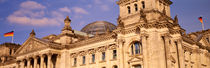 Germany, Berlin, Reichstag, glass dome by Panoramic Images