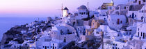 Evening, Ia, Santorini, Greece von Panoramic Images