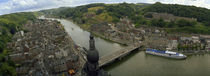 Dinant, Namur Province, Wallonia, Belgium by Panoramic Images