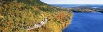 Mount Jordan Pond, Acadia National Park, Maine, USA by Panoramic Images