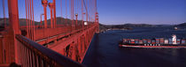 San Francisco Bay, San Francisco, California, USA von Panoramic Images