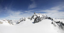 Aiguille de Rochefort, Helbronner, Val D'Aosta, Italy by Panoramic Images