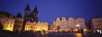 Old Town, Prague, Czech Republic by Panoramic Images