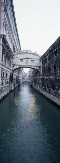 Bridge across the canal, Bridge Of Sighs, Rio Di Palazzo, Venice, Veneto, Italy by Panoramic Images