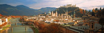 Cityscape Salzburg Austria by Panoramic Images