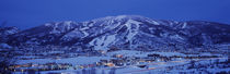 Steamboat Springs, Routt County, Colorado, USA by Panoramic Images