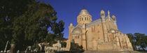 Low angle view of a church, Notre Dame D'Afrique, Algiers, Algeria by Panoramic Images