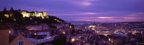 Elevated View Of The City, Skyline, Cityscape, Lisbon, Portugal by Panoramic Images
