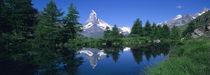 Matterhorn, Zermatt, Switzerland von Panoramic Images