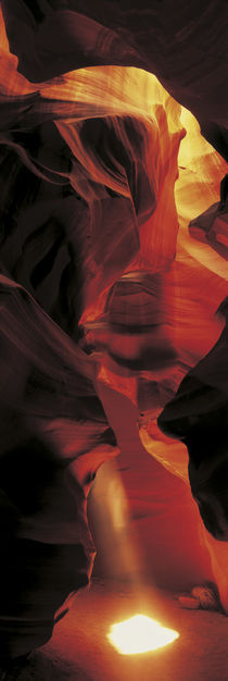 Antelope Canyon, Utah, USA by Panoramic Images