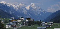 High  St. Anton, Austria by Panoramic Images