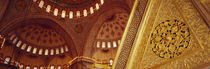 Blue Mosque, Istanbul, Turkey by Panoramic Images