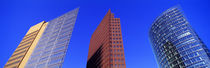 Buildings, Berlin, Germany by Panoramic Images
