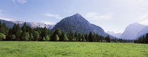 Risstal Valley, Hinterriss, Tyrol, Austria by Panoramic Images
