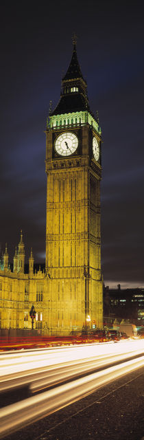Palace of Westminster, City Of Westminster, London, England by Panoramic Images