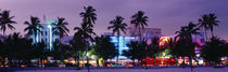 South Beach, Miami Beach, Florida, USA, by Panoramic Images