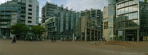 Buildings in a city, Aker Brygge, Oslo, Norway by Panoramic Images