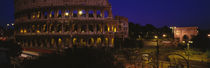 Italy, Rome, Colosseum by Panoramic Images