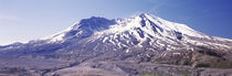 Mt St. Helens, Mt St. Helens National Volcanic Monument, Washington State, USA by Panoramic Images