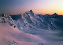 Tasman Glacier Mount Cook National Park New Zealand by Panoramic Images