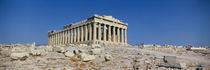 Parthenon Athens Greece by Panoramic Images
