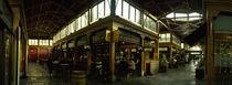 Restaurant in a market, Del Mercado Del Este, Santander, Cantabria, Spain by Panoramic Images