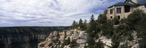 Bright Angel Point, North Rim, Grand Canyon National Park, Arizona, USA by Panoramic Images