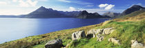 Loch Scavaig, view of Cuillins Hills, Isle Of Skye, Scotland by Panoramic Images