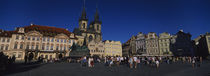 Old Town, Prague, Czech Republic von Panoramic Images