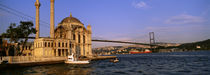 Bosphorus Bridge, Istanbul, Turkey von Panoramic Images
