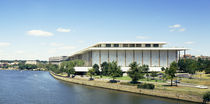 John F. Kennedy Center for the Performing Arts, Washington DC, USA von Panoramic Images
