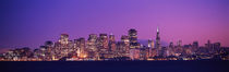 San Francisco, California, USA by Panoramic Images