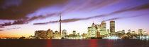 Toronto Ontario Canada von Panoramic Images