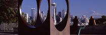 Seattle, King County, Washington State, USA von Panoramic Images