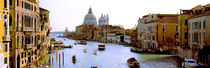 Grand Canal, Venice, Veneto, Italy by Panoramic Images