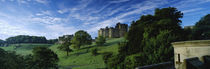 Castle On A Landscape, Alnwick Castle, Northumberland, England, United Kingdom by Panoramic Images
