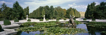 Fountain at a palace, Schonbrunn Palace, Vienna, Austria von Panoramic Images