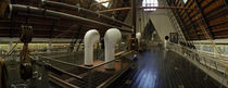 Polar ship in a museum, The Fram, Fram Museum, Oslo, Norway by Panoramic Images
