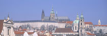 St. Nicholas Church, Prague, Czech Republic von Panoramic Images