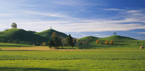 'Hills on a landscape, Canton of Zug, Switzerland' by Panoramic Images