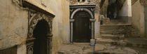 Entrance of a building, Casaba, Algiers, Algeria by Panoramic Images